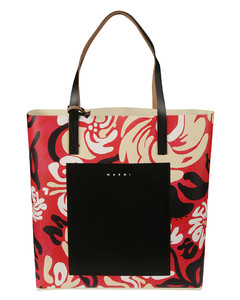 All-over Printed Shopper Bag