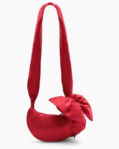 Red medium shoulder bag