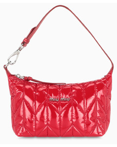 Red cirémini-bag