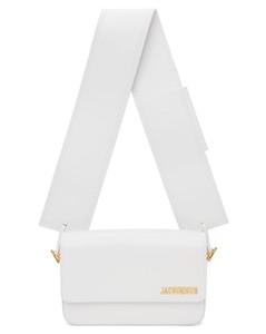 白色Le Carinu单肩包