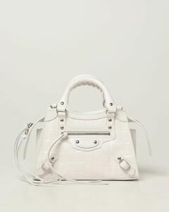 Neo Classic City mini bag in crocodile print leather