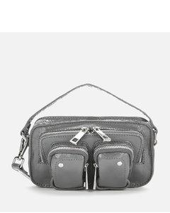 's Helena Gloss Cross Body Bag - Grey