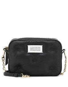 Glam Slam Small leather shoulder bag