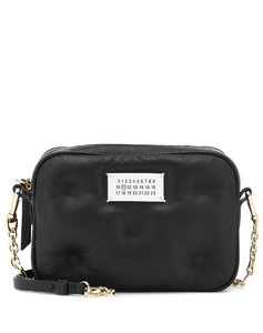 Glam Slam Small leather shoulder bag