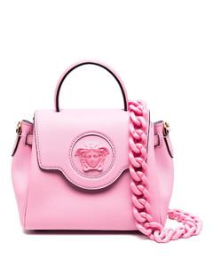 Snapshot Bag in Khaki Leather