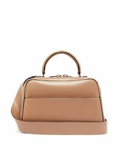 Serie S medium smooth-leather shoulder bag