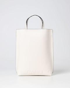 Michael Michael Kors Woman Jet Set Logo-print Faux Leather Shoulder Bag