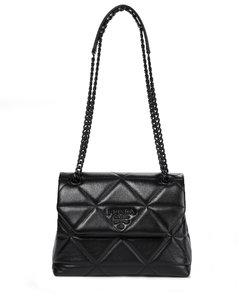 Spectrum Small leather shoulder bag