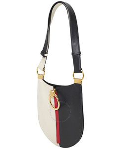 Smooth Calfskin Small Earring Hobo Bag