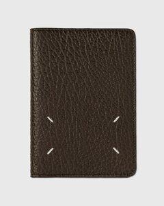 Geometric pattern shoulder bag in black
