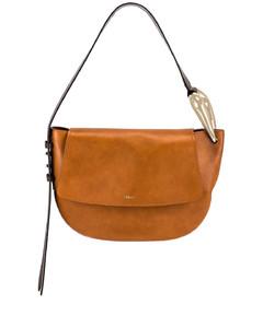 Chloe Kiss Hobo Bag in Brown