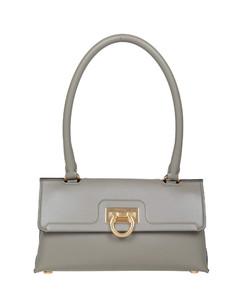 Light pink cross-body bag