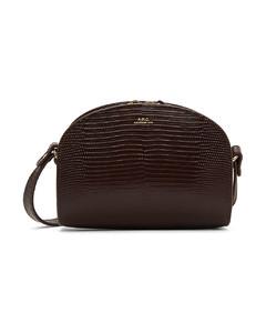 Small KENZO Onda leather bucket bag