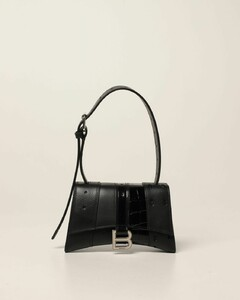 Multibe top handle Xs bag in leather