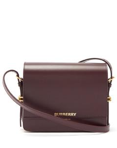 Grace small leather shoulder bag
