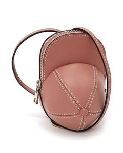 J.W. ANDERSON WOMEN'S HB0232LA0001335 PINK LEATHER SHOULDER BAG