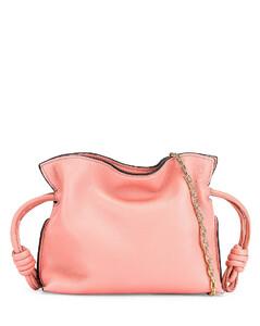 Flamenco Clutch Nano Bag in Pink
