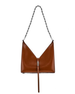 Small cut out shoulder bag