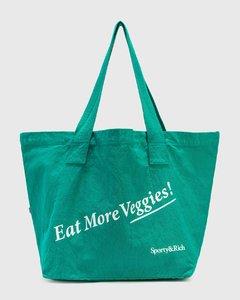 Eat Veggies Tote Bag