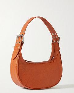 Soho Textured-leather Shoulder Bag