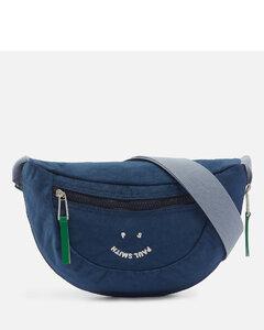 White Varenne hobo bag