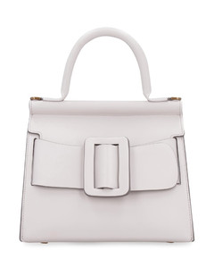 Karl 24 Leather Handbag