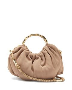 Croissant Jungla mini twill cross-body bag