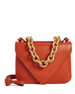 Small Leather Mount Cross-Body Bag