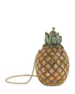 Pineapple Hawaiian Clutch Bag