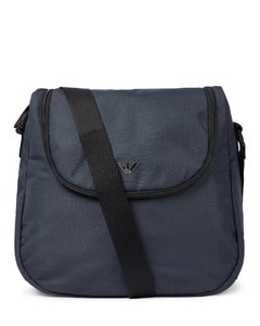 Baby canvas changing bag