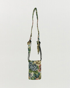 Hova Strap Bag - Beige+Multicolor