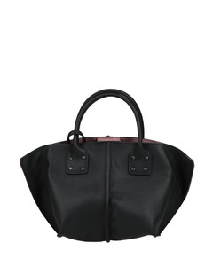 Neo Classic City s bag in grained leather