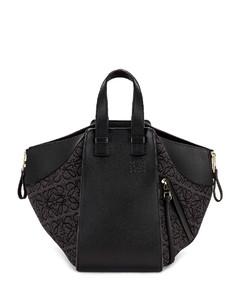 Hammock Anagram Small Bag in Black