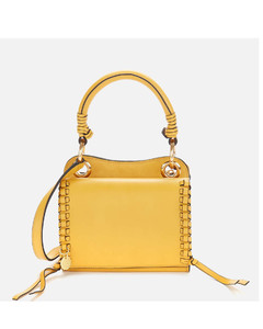 's Tilda Mini Cross Body Bag - Misty Gold
