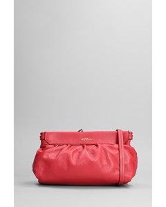 Women's Recycled Leather Small Cross Body Bag - Phantom