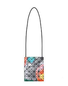 Multicolour jelly crossbody bag
