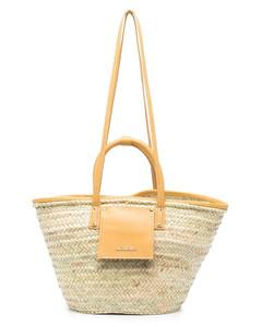 Leather Mount Shoulder Bag
