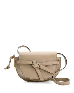 Mini Calfskin Gate Dual Bag