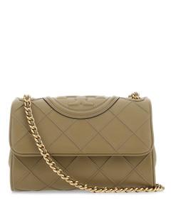 Pita Mini Leather Shoulder Bag