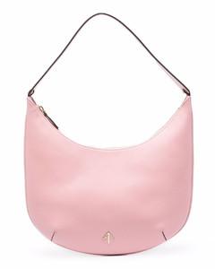 Manu Leather Hobo Bag