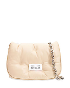 Glam Slam Flap Mini Quilted Leather Bag