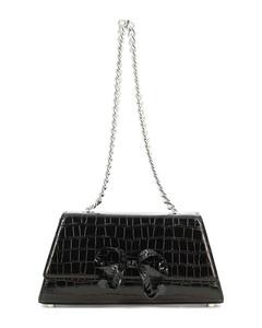 Soft madeline leather crossbody bag