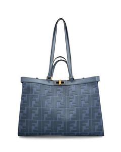Tabby 26 colour-block leather shoulder bag