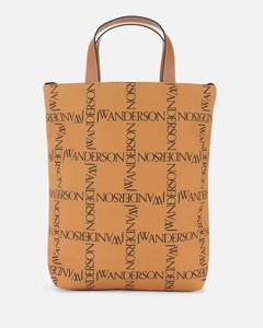 Women's Recycled Shopper Tote Bag - Mustard/Petrol
