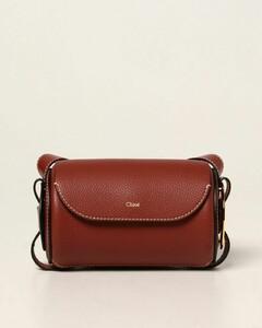 Darryl Chloécrossbody bag in textured leather