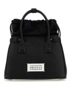 Arc canvas pouch and shoulder strap