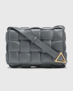 The Padded Cassette Crossbody Bag