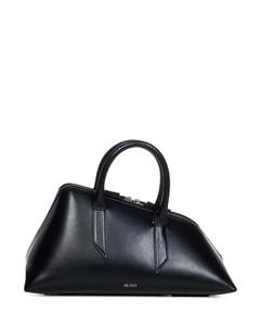 MM6 Backwards Logo Tote Bag BAGS > Tote bags Woman