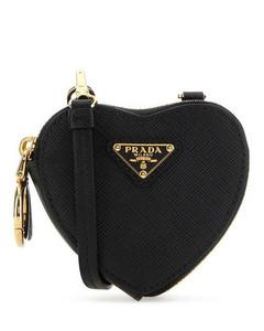 Women's Love Chain Cross Body Bag - Mauve