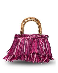Recycled Nylon Cross-Body Bag In Black